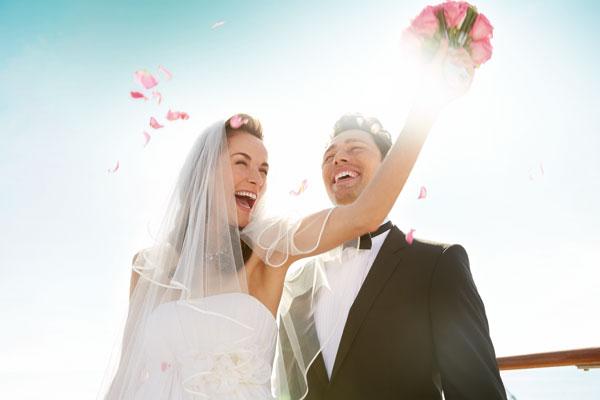 hochzeit heiraten kreuzfahrt