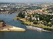 Kreuzfahrt Rhein